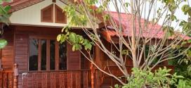 บ้านพักอัจฉรา รีสอร์ท แบบบ้าน A1-A4 ออกแบบสวยย้อนยุค